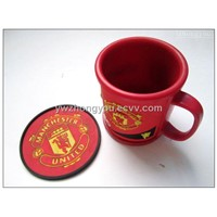 PVC Cup Coaster