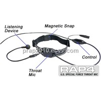 U.S. Special Forces Throat Mic
