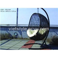 Synthetic Rattan Hanging Chair