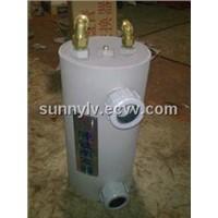swimming pool heat exchanger
