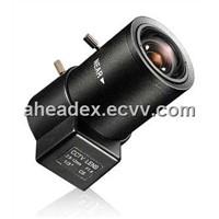 CCTV Varifocal auto iris lens HB02812D
