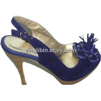 2011 women lady dress shoes