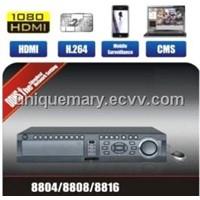 1920 X 1080 HD display DVR