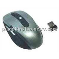 2.4G Wireless Mouse with Mini Nano Receiver