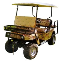 4 Seats Electric Golf Carts