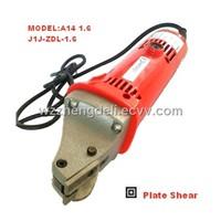 A14 1.6 Electric plate shear
