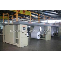 A4 and legal and letter size photocopier paper sheeter cutter with wrapping machine