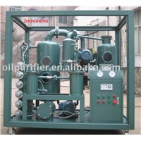 Advanced 2-Stage Vacuum Transformer Oil Purifier
