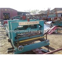 Arc Bias Glazed Tile Roof Machine (1100)