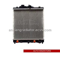 Brazing Auto Radiator for Honda CIVIC 92-00 D13B