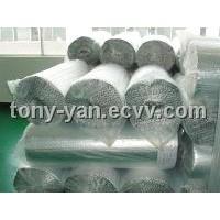 Bubblle aluminium foil