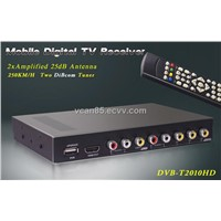 Car HD MPEG4 DVB-T Receiver