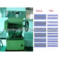 Chain compacting making machine