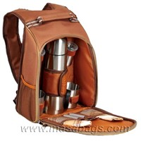Coffee backpack for 2 persons,promotinal picnic cooler bag,can,lunch,rolling cooler bag,beach mats