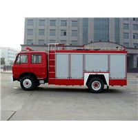 Dongfeng Water / Foam Fire Truck (6000L)