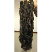 DOUBLELEAFWIG---HUMAN HAIR WEFT