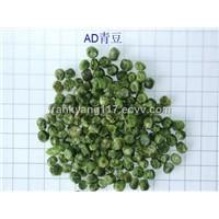 Dehydrated green pea