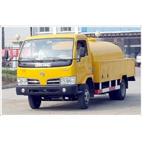 Dongfeng 3CBM High-Pressure Sewer Flushing Vehicle