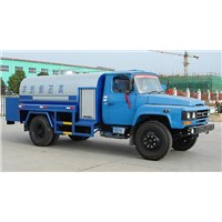Dongfeng 6CBM High Pressure Sewer Flushing Vehicle
