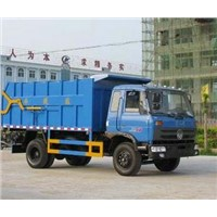 Dongfeng Hermetic Garbage Truck