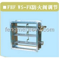 FHF WS-FK Fire and Air Volume Regulation Damper
