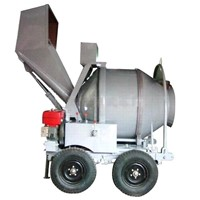JZY350 Diesel Engine Hydraulic Concrete Mixer