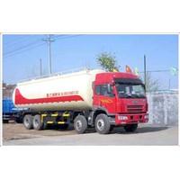Jiefang 8*4  Bulk Cement Truck (40CBM)