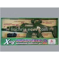 Laser vibration gun