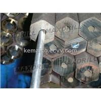 MAXDRILL Hollow Drill Steel Bar