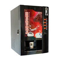 Mai Dele F308X Commercial Penny-In-Slot Coffee Drink Machine