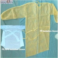 Nonwoven Medical Isolation Gown