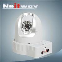 POE Pan / Tilt Infrared IP Camera
