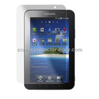 Popular!!! Samsung Galaxy Tab Clear Screen Protector / Anti-scratch Screen protector