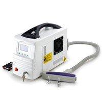 Q Switch YAG Tattoo Removal Laser