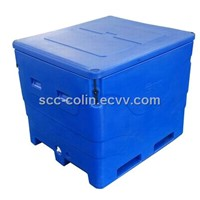 400Liter Rotomolded Insulated Fish Tubs