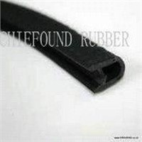 Rubber ( PVC ) edge trim
