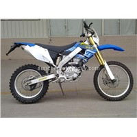 SD250-06 250CC OFF ROAD DIRT BIKE TWO WHEELS BIKES