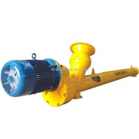 Screw Conveyor (simple structure, small sectional area , good seal , reliability , low costs)