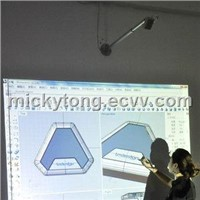 Short Focus Interactive Whiteboard
