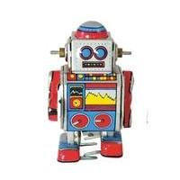 Small Tin Robot