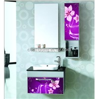 Stainless Steel Bathroom Vanities