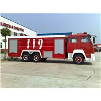 Steyr Fire Truck (12000L Water / 3000L Foam)