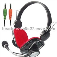 Super Bass Headphones With Foldable Microphone