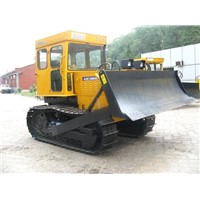 T100G Mini Crawler Bulldozer