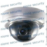 Vandal Proof Day / Night Feature Color Fixed Dome Camera