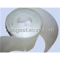 White PVC Conveyor Belt