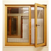 Wood Aluminium and Composite Window