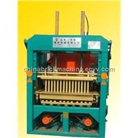 Automatic Brick Making Machine (QT4-15C)