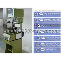 big chain making and welding machine