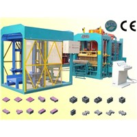 Block Making Machine (QT4-15C Full Automatic Block Machine)